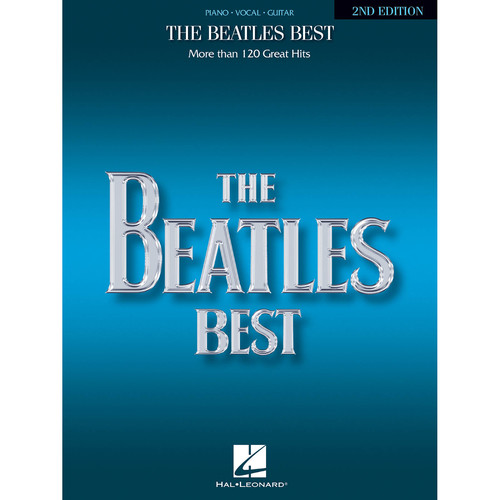 Hal Leonard Songbook: The Beatles Best - Piano/Vocal/Guitar Arrangements (2nd Edition)