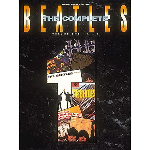 Hal Leonard Songbook: The Beatles Complete - Piano/Vocal/Guitar Arrangements (Volume 1)