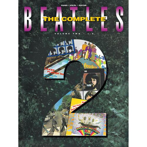 Hal Leonard Songbook: The Beatles' Complete - Piano/Vocal/Guitar Arrangements (Volume 2)