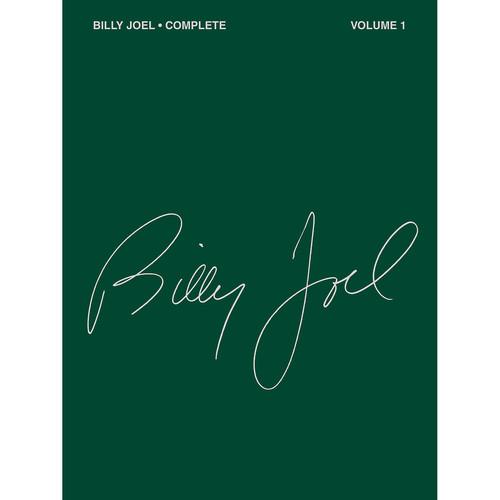 Hal Leonard Songbook: Billy Joel Complete - Piano/Vocal/Guitar Arrangements (Volume 1)