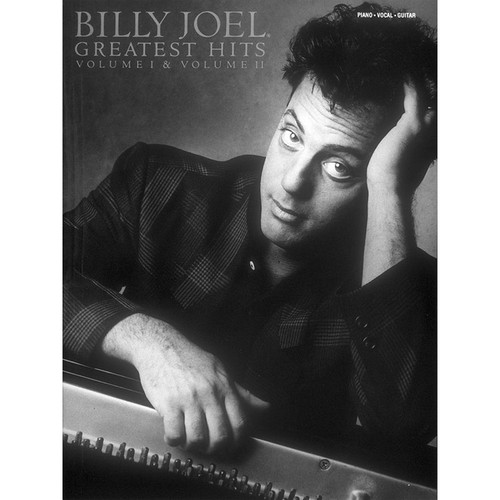 Hal Leonard Songbook: Billy Joel Greatest Hits Volumes 1 & 2, Piano/Vocal/Guitar Arrangements