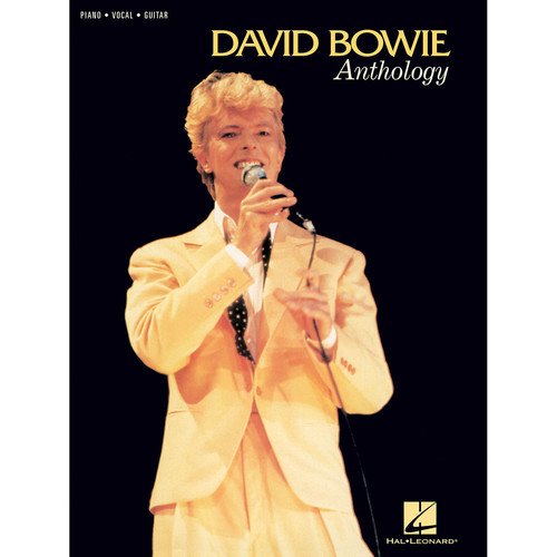 Hal Leonard Songbook: David Bowie Anthology - Piano/Vocal/Guitar Arrangements