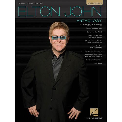 Hal Leonard Songbook: Elton John Anthology - Piano/Vocal/Guitar Arrangements (2nd Edition, Paperback)