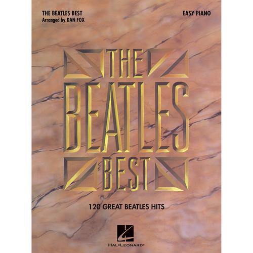 Hal Leonard Songbook: The Beatles Best - Easy Piano Arrangements (Paperback)