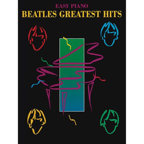 Hal Leonard Songbook: Beatles Greatest Hits - Easy Piano Arrangements