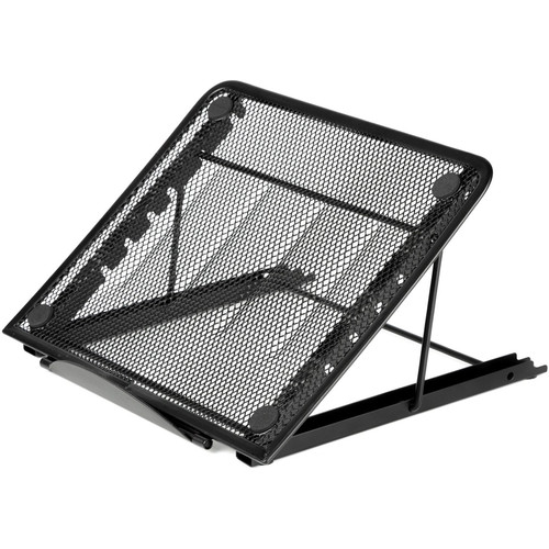Halter Mesh Ventilated Adjustable Stand for Laptops and Tablets