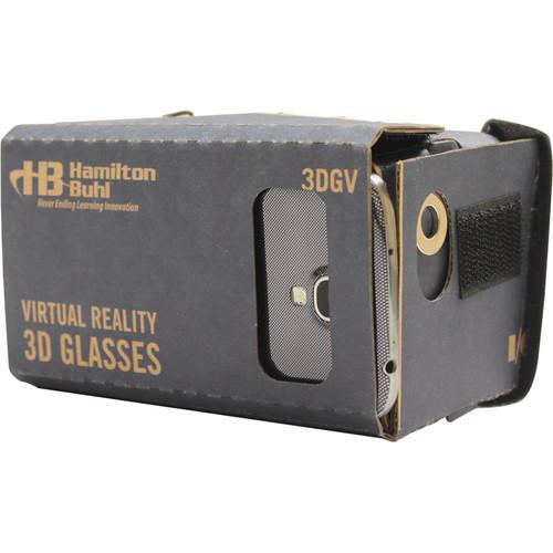 HamiltonBuhl 3D VR Glasses Smartphone Headset