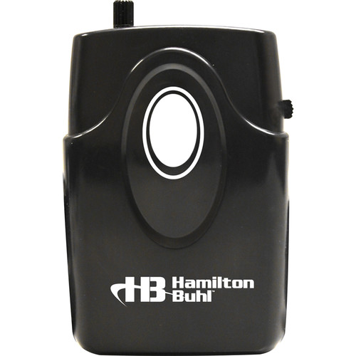 HamiltonBuhl Additional Receiver with Mono Ear Buds for ALS700