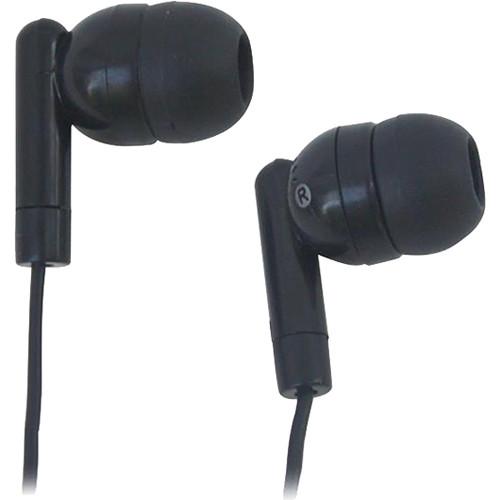 HamiltonBuhl HA-EBS Silicone Earbud Headphones