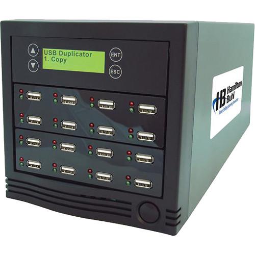 HamiltonBuhl HB-USB1211 1:11 Pro-USB Duplicator