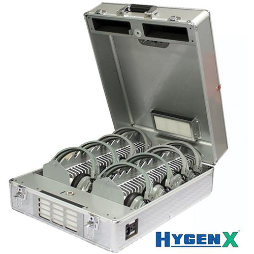 HygenX HYGENX-UVC Portable Automatic Headphone Sanitizer