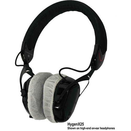HygenX HYGENXWR25 HygenX Master Carton Sanitary Headphone Covers for On-Ear Headsets (600 Pair)