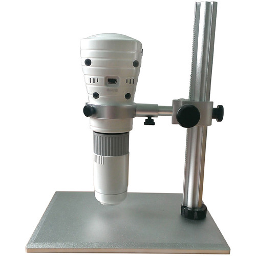 HamiltonBuhl High-Resolution Digital Microscope for iPad with Stand