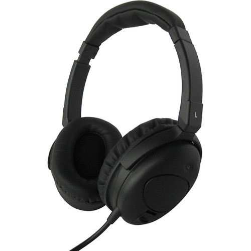 HamiltonBuhl Noise-Canceling Headphones with Case
