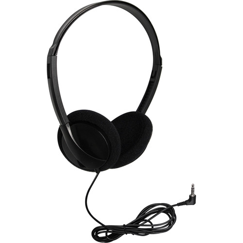 HamiltonBuhl Personal Economical Headphones (100 Pack)