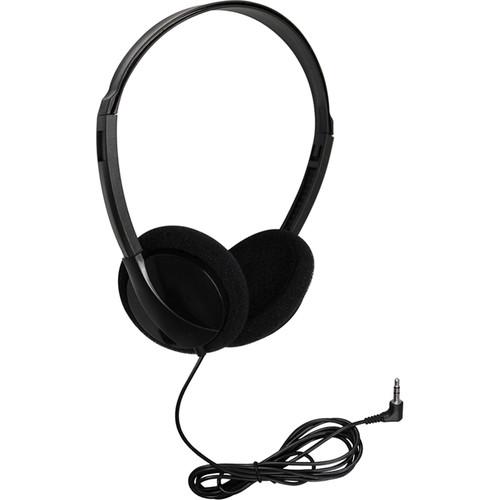 HamiltonBuhl Personal Economical Headphones (50 Pack)