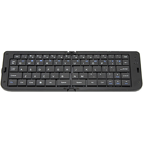 HamiltonBuhl Portable Bluetooth Folding Keyboard