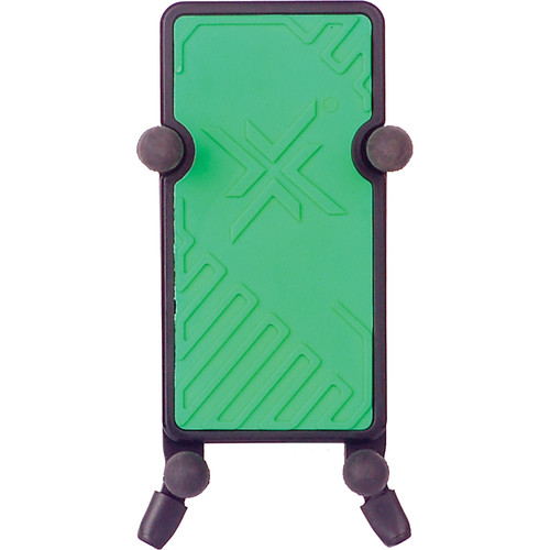 Hamilton Stands Phone Holder and Tube Clamp (Green)