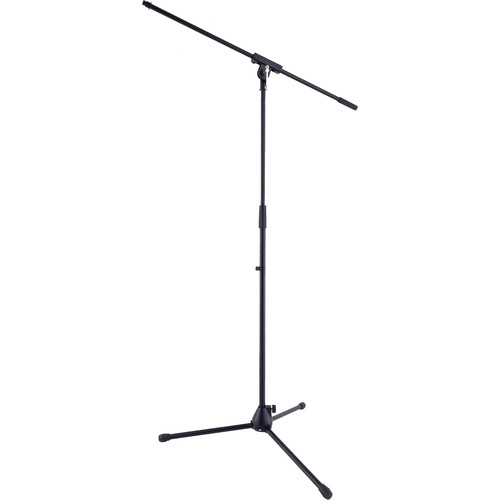 Hamilton Stands KB229M Tripod Boom Microphone Stand with Alloy Hub