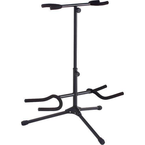 Hamilton Stands StagePro Series KB420G Double Guitar Stand