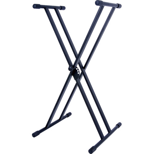 Hamilton Stands StagePro KB420K Double-X Style Keyboard Stand