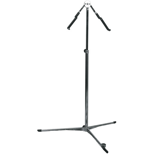 Hamilton Stands KB550 Classic Double Bass Stand (Chrome)