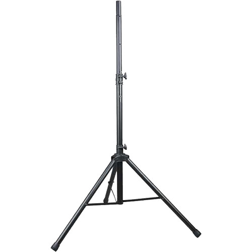 Hamilton Stands Steel Speaker Stand, Adapter Included, Brown Box