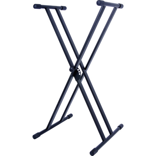 Hamilton Stands Double X Style Keyboard Stand