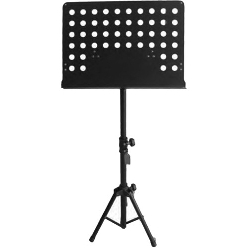 Hamilton Stands KB991BL Portable Symphonic Music Stand with Vented Desk