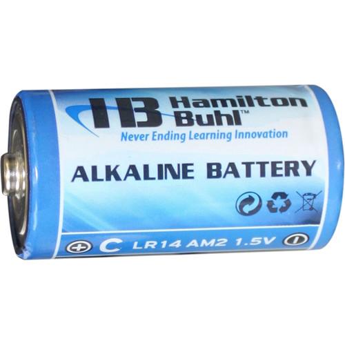 HamiltonBuhl C Alkaline Battery