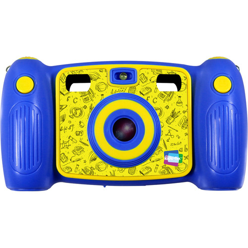 HamiltonBuhl Kids-Flix Digital Camera for Early Learners