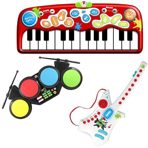 HamiltonBuhl Early Learners Steam Arts Education - Do-Re-Me Music Kit