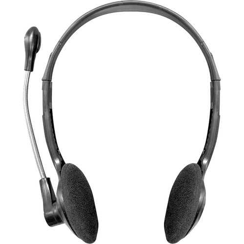 HamiltonBuhl Multi Pack Personal Headsets,TRRS/Mic/Foam Ear Cushions/50-Piece Pack