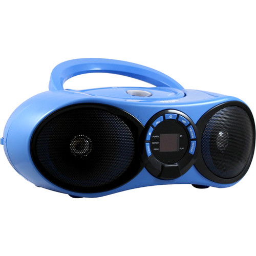 HamiltonBuhl AudioMVP Boombox Bluetooth CD/FM Media Player