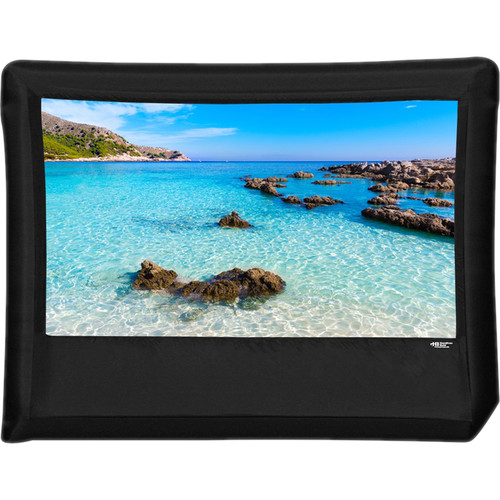 """HamiltonBuhl 84 x 144"""" Inflatable Outdoor Projector Screen"""