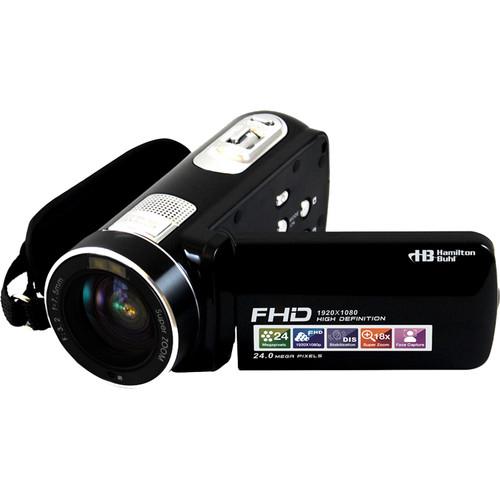 HamiltonBuhl ActionPro 20MP, 8X Digital Zoom, FHD Digital Video Camera
