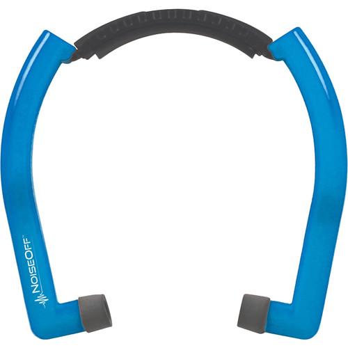 HamiltonBuhl NoiseOff 26 dB Hearing Protector (Blue)