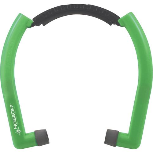 HamiltonBuhl NoiseOff 26 dB Hearing Protector (Green)