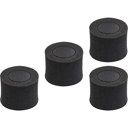 HamiltonBuhl Replacement Foam Cuffs Cuff for NoiseOff Hearing Protector (Pack of 4)