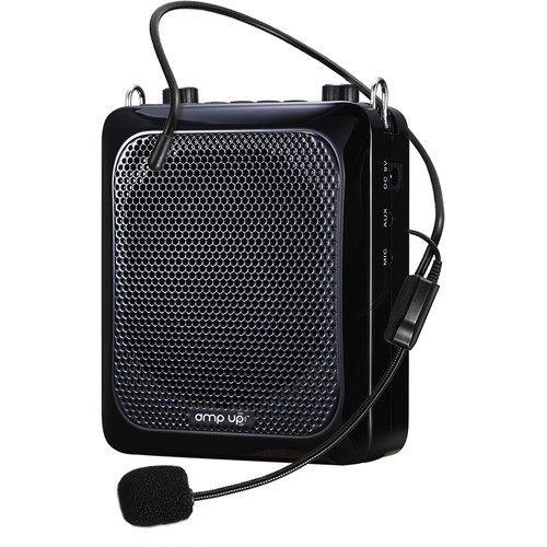 HamiltonBuhl PA-25 Amp-Up! 25W Portable Personal PA System