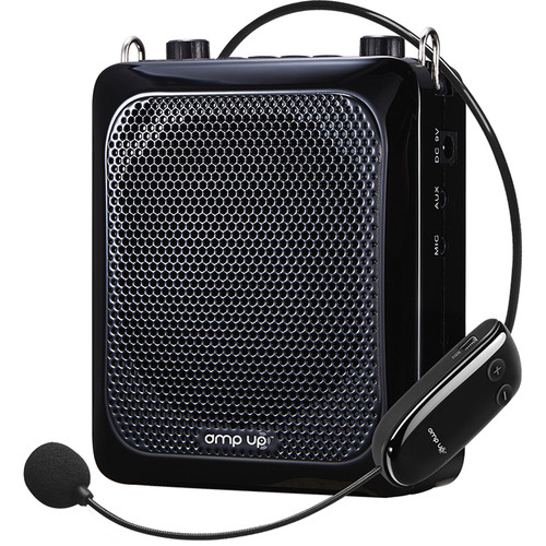 HamiltonBuhl PA-25W Amp-Up! 25W Portable Wireless Personal PA System