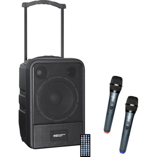 HamiltonBuhl Venu100W 100W Portable Bluetooth PA System