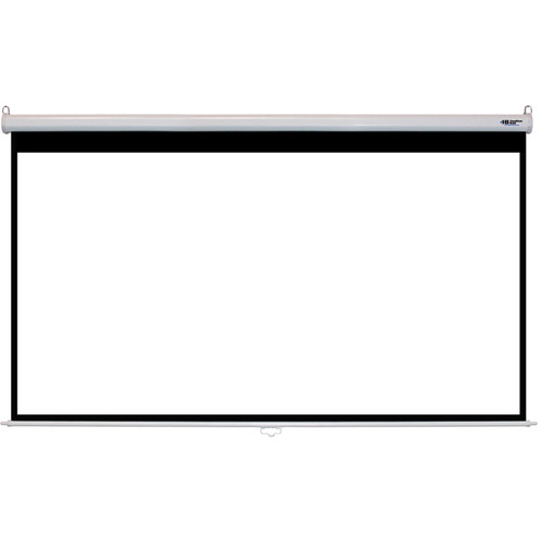 "HamiltonBuhl WS-W59105 59 x 105"" Manual Projection Screen"