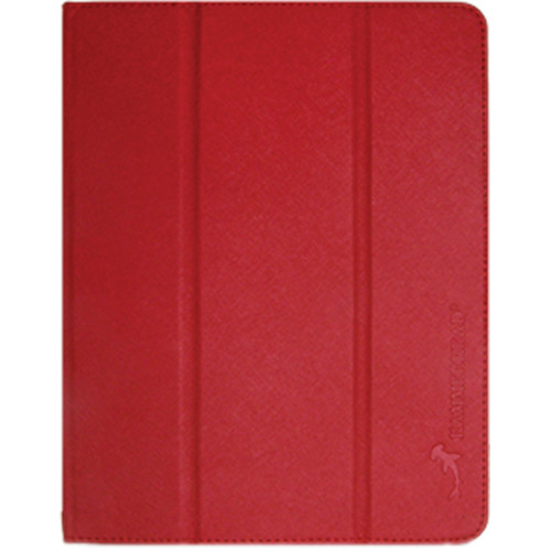 Hammerhead Folio Case for 2nd, 3rd, 4th Gen iPad (Red)