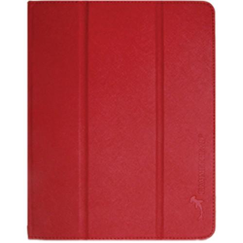 Hammerhead Folio Case for 2nd, 3rd, 4th Gen iPad (Red)