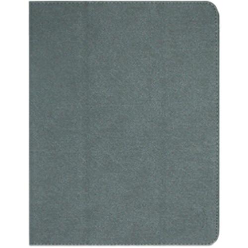 Hammerhead Folio Case for 2nd, 3rd, 4th Gen iPad (Suede Gray)
