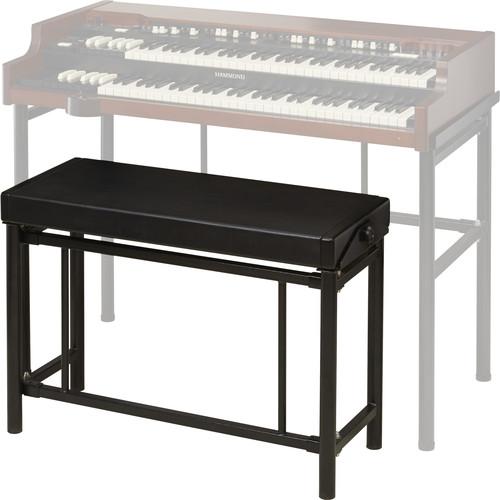 Hammond XK/Sk Pro System Bench (Black)