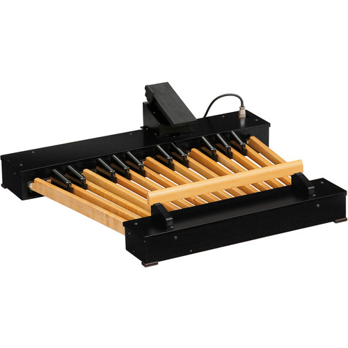 Hammond XPK-250 Two-Octave Radiating Pedalboard for XK-5 Heritage Pro System Organs (Black)