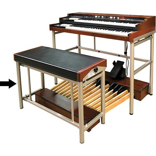 Hammond XK Pro Style System Bench (Silver)