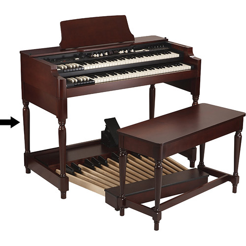 Hammond XK Vintage System Stand (Walnut)